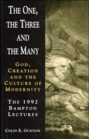 9780521420303: The One, the Three and the Many (Bampton Lectures)