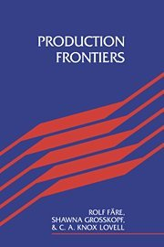 Production Frontiers: C. A. Knox Lovell