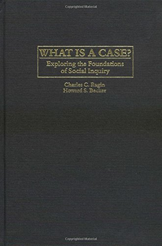 9780521420501: What Is a Case?: Exploring the Foundations of Social Inquiry