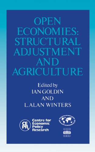 9780521420563: Open Economies: Structural Adjustment and Agriculture
