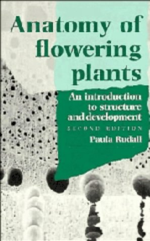 9780521420792: Anatomy of Flowering Plants: An Introduction to Structure and Developments