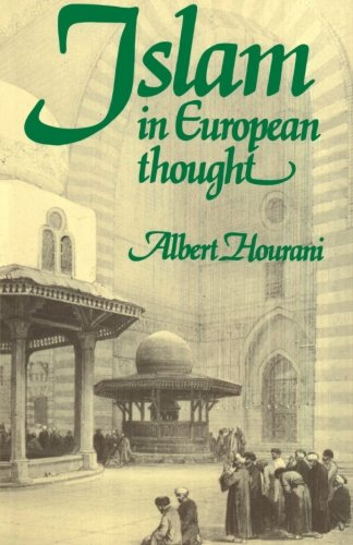 9780521421201: Islam in European Thought