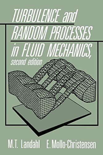 9780521422130: Turbulence and Random Processes in Fluid Mechanics