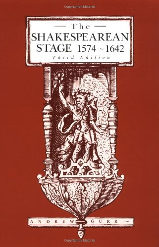 9780521422406: The Shakespearean Stage, 1574-1642