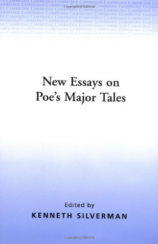 9780521422437: New Essays on Poe's Major Tales (The American Novel)
