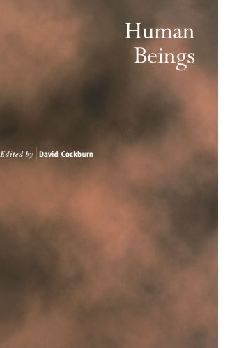 9780521422451: Human Beings (Royal Institute of Philosophy Supplements)