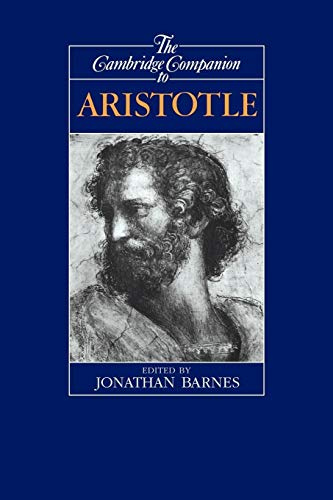 9780521422949: The Cambridge Companion to Aristotle