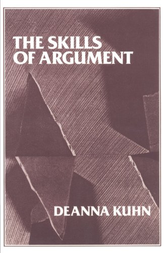 9780521423496: The Skills of Argument