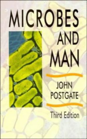 9780521423557: Microbes and Man