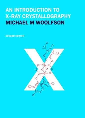 9780521423595: An Introduction to X-ray Crystallography