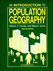 An Introduction to Population Geography: Hornby, William F.;