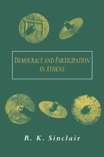 9780521423892: Democracy and Participation in Athens