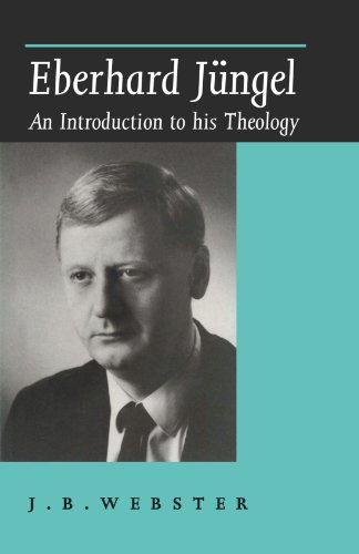 9780521423915: Eberhard Jüngel: An Introduction to his Theology