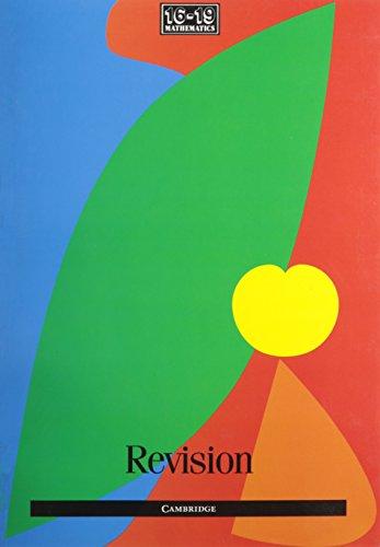 9780521423946: Revision (School Mathematics Project 16-19)