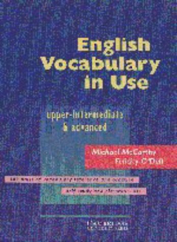 9780521423960: English Vocabulary in Use Upper-intermediate With answers