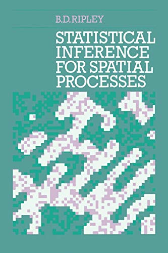 9780521424202: Statistical Inference for Spatial Processes