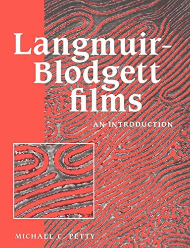 9780521424509: Langmuir-Blodgett Films: An Introduction