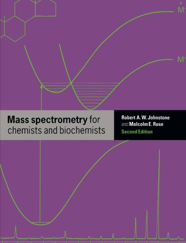 9780521424974: Mass Spectrometry for Chemists and Biochemists