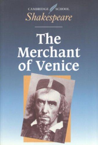 9780521425049: The Merchant of Venice (Cambridge School Shakespeare)