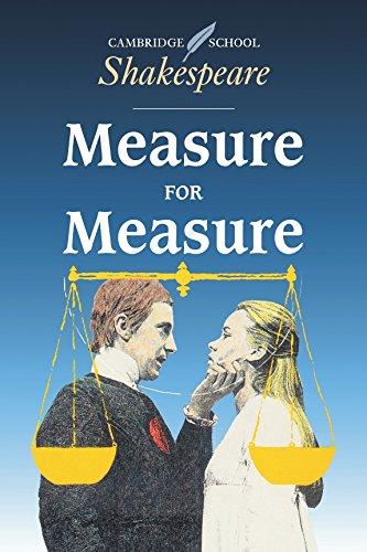 9780521425063: Measure for Measure (Cambridge School Shakespeare)
