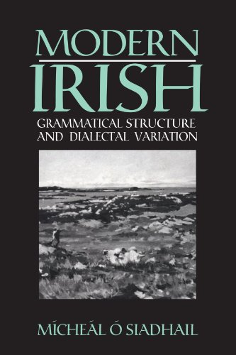 9780521425193: Modern Irish Paperback: Grammatical Structure and Dialectal Variation (Cambridge Studies in Linguistics)