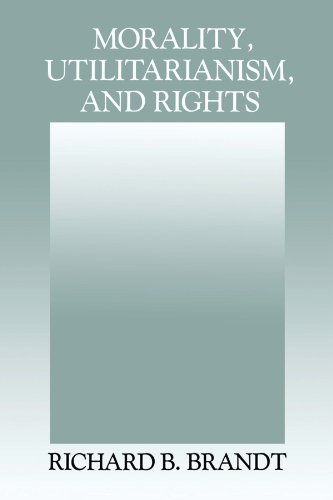 9780521425278: Morality, Utilitarianism, and Rights