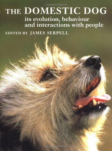 9780521425377: The Domestic Dog: Its Evolution, Behaviour and Interactions with People