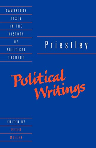 9780521425612: Priestley: Political Writings (Cambridge Texts in the History of Political Thought)