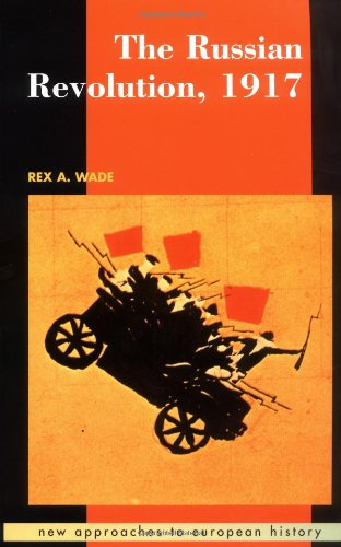 The Russian Revolution, 1917 (New Approaches to European History)