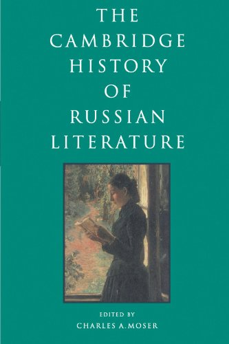 9780521425674: The Cambridge History of Russian Literature