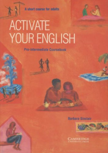 9780521425681: Activate your English Pre-intermediate Coursebook: A Short Course for Adults
