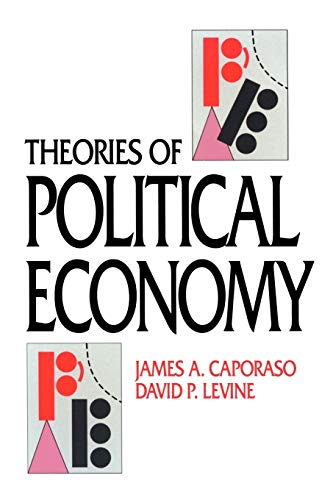 9780521425780: Theories of Political Economy Paperback