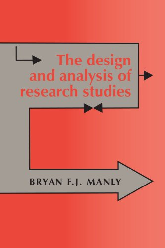 9780521425803: The Design and Analysis of Research Studies