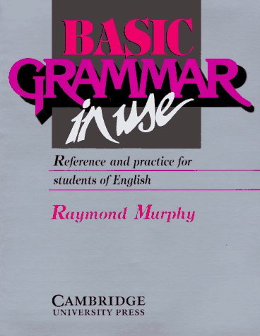 9780521426060: Basic Grammar in Use: Reference and Practice for Students of English