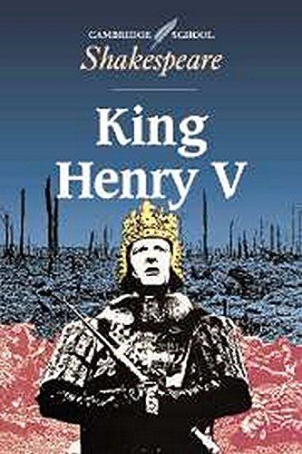 9780521426152: King Henry V (Cambridge School Shakespeare)