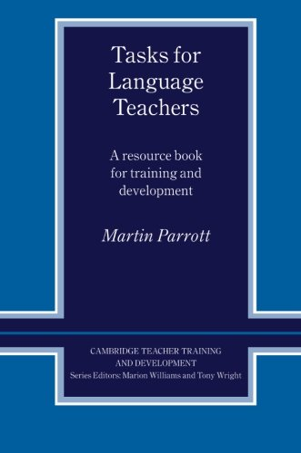 9780521426664: Tasks for Language Teachers: A Resource Book for Training and Development (Cambridge Teacher Training and Development)