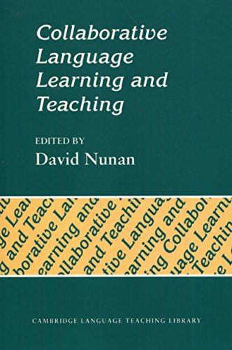 9780521427012: Collaborative Language Learning and Teaching (Cambridge Language Teaching Library)
