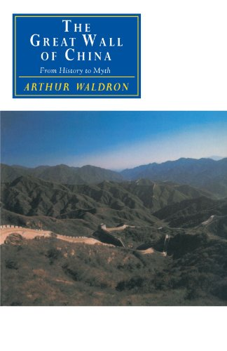 9780521427074: The Great Wall of China: From History to Myth (Canto original series)