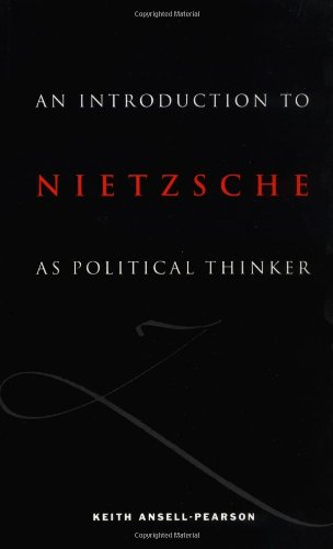 9780521427210: An Introduction to Nietzsche as Political Thinker: The Perfect Nihilist