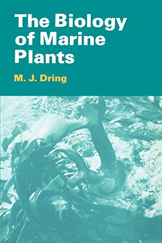 9780521427654: The Biology of Marine Plants