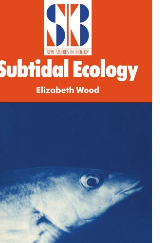 9780521427906: Subtidal Ecology (New Studies in Biology)