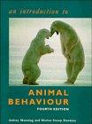 9780521427920: An Introduction to Animal Behaviour