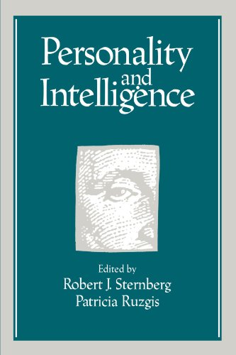 Personality and Intelligence: Robert J. Sternberg