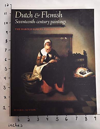 9780521428408: Dutch & Flemish Seventeenth-century Paintings (The Harold Samuel Collection)