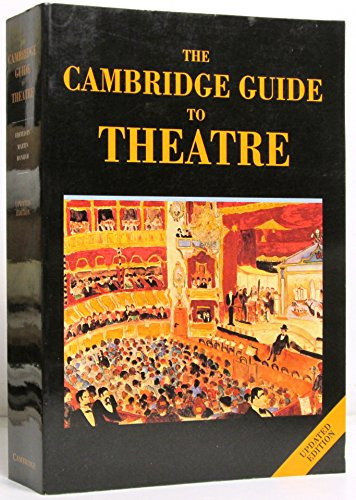 9780521429030: The Cambridge Guide to Theatre