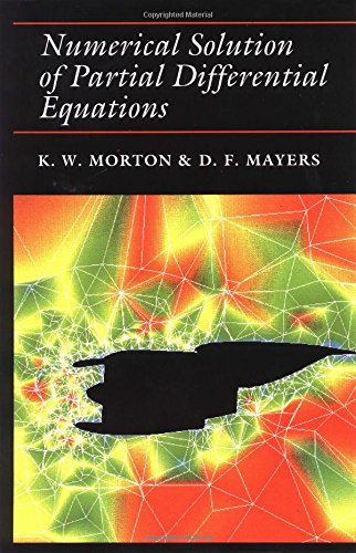 9780521429221: Numerical Solution of Partial Differential Equations