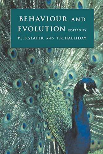 9780521429238: Behaviour and Evolution
