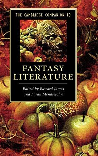9780521429597: The Cambridge Companion to Fantasy Literature Hardback (Cambridge Companions to Literature)
