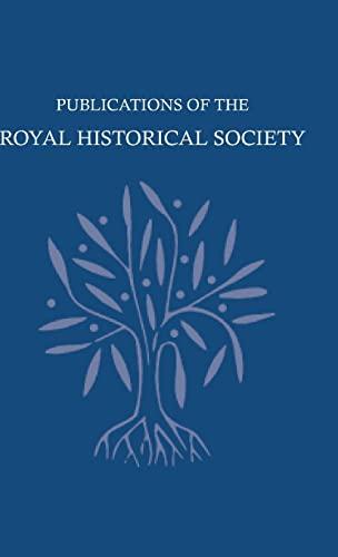 9780521429658: Transactions of the Royal Historical Society: Volume 18: Sixth Series: v. 18 (Royal Historical Society Transactions)