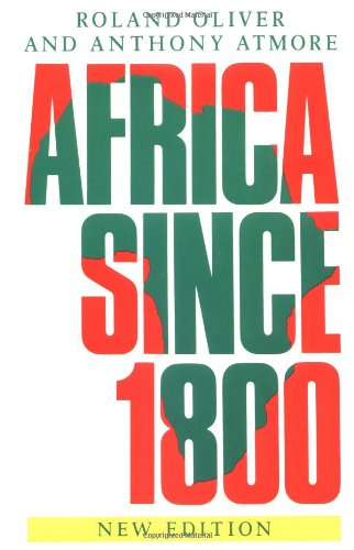 9780521429702: Africa since 1800